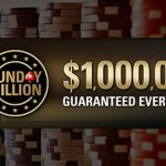 Pokerstars launches first ever sunday million live with €1 million guarantee