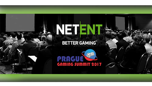 Prague Gaming Summit announces NetEnt as Main Stage Sponsor