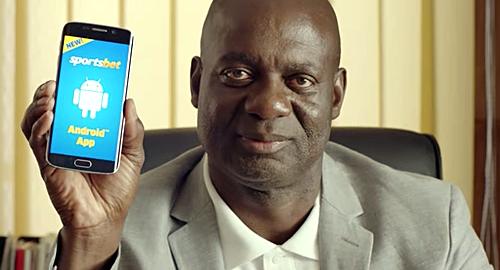 sportsbet-ben-johnson-android-betting-app-promo