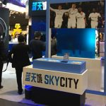 UltraPlay and Sky City recorded successful G2E Asia 2017