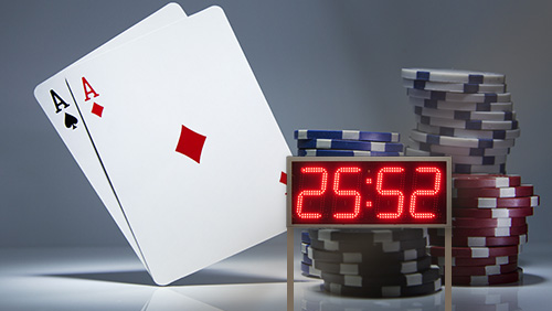 888Poker revolutionise live MTTs with shot clocks at all 888Live events