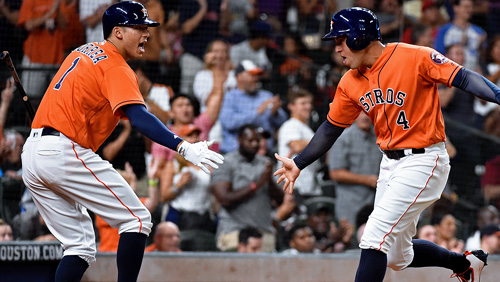 Astros lead charge as World Series favorites over Cubs and Yankees