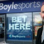 Boylesports founder giving up CEO role, mulling deal for 100 UK betting shops