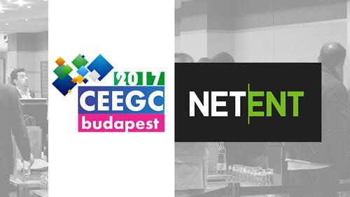 CEEGC2017 Budapest announces NetEnt as main stage sponsor