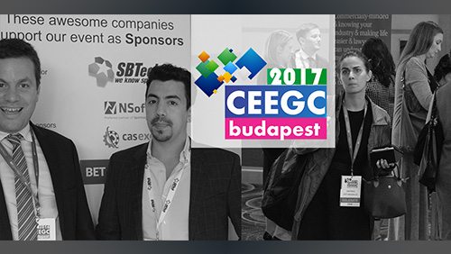 CEEGC2017 Budapest announces new sponsors, BetConstruct, Tal Ron, Drihem & Co. Law Firm, Nsoft, SBTech ando Lotto Hero