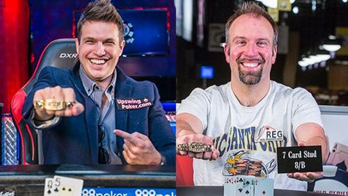 Doug Polk & Andrew Barber donating WSOP moolah in different ways