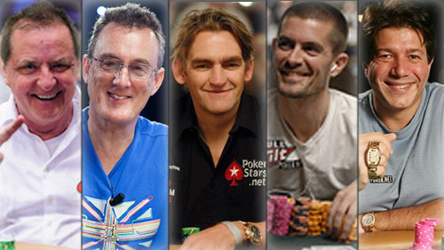 Five European Dark Horses for the 2017 Poker Hall of Fame