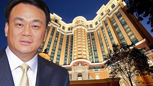 Jack Lam gives up Jimei International chair post