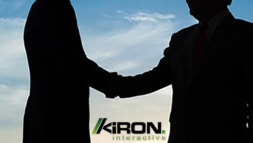 Kiron Interactive agrees Veikkaus deal
