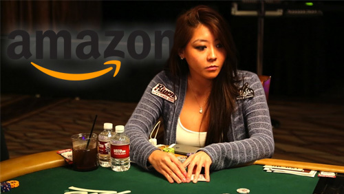 Maria Ho signs with Amazon; Poker Night in America launch social app
