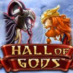 Online player celebrates life-changing win with €7.5m jackpot on NetEnt's Hall of Gods