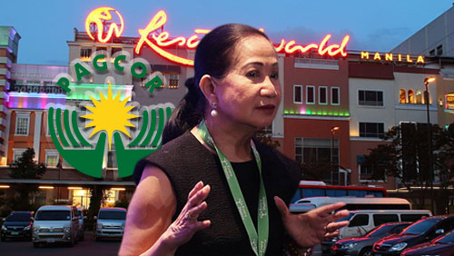 PAGCOR chief calls for calm amid 'isolated' Resorts World Manila attack