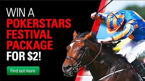 PokerStars & BetStars team up for innovate 'Big Race' concept
