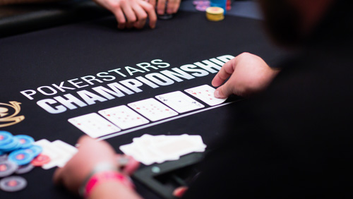 PokerStars in marketing shift to prevent house of cards crashing down