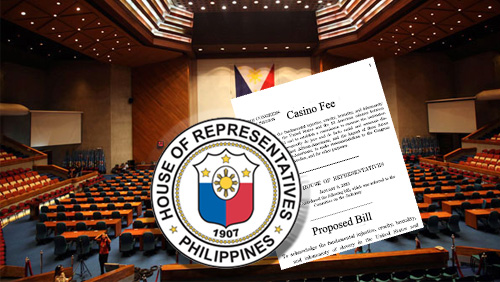 Proposed casino fees for locals comes back from the grave in Philippine House