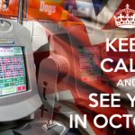 "UK gov't gambling review delayed until October ""at the earliest"""