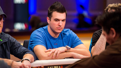 WSOP Day 1 Review: Team Polk lead the $10k Tag Team event