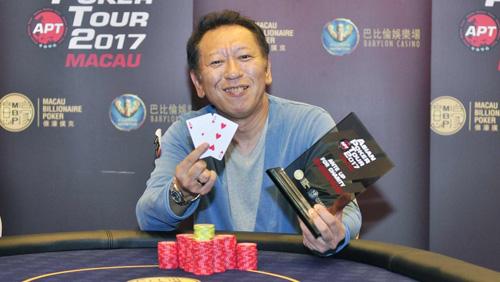 Zarvan Tumboli runs away with first series trophy; Tsuchikawa wins Charity Event