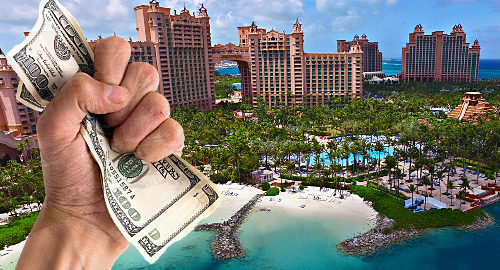 Paradise island resort casino