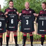 Betsafe becomes a principal partner and the official betting partner of Saracens Rugby Club