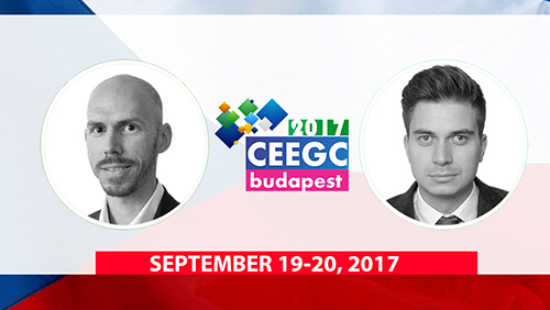 Czech Republic well represented, Jan Rehola and Dr. Robert Skalina will give presentations during CEEGC 2017