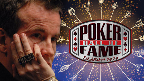 Devilfish honoured by Poker Hall of Fame, two-years too late