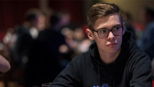 Fedor Holz wins the 2017 Triton Super High Roller Series Six-Max event