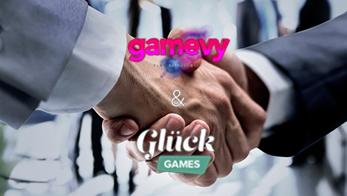 Gamevy and Glück Games announce strategic partnership, jointly forming an instant-win portfolio unparalleled in the industry