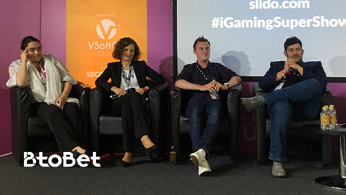 iGaming Super Show Amsterdam Successful conference and networking for BtoBet