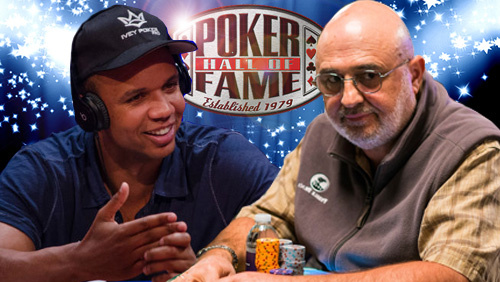 Poker Hall of Fame shortlist: Ivey & Eskandani appear for the first time