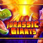 Pragmatic Play unleashes Jurassic Giants slot game!
