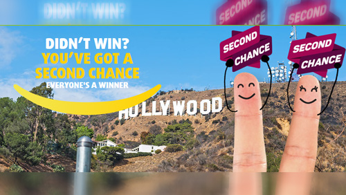 Second chance prizes awarded to every Lottoland.co.uk user with brand new draw
