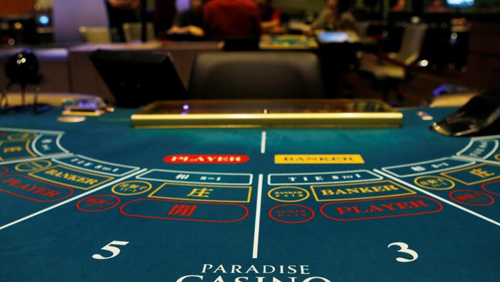 South Korea's foreigner-only casino sales bounce back in 2016