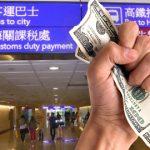 Taiwan seizes $380k from men returning from Macau casinos