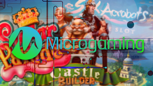 Trio of new games from Microgaming this July