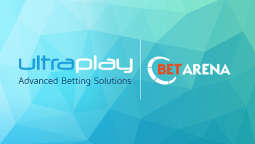 UltraPlay to provide sportsbook solutions to Romanian's Bet Arena Interactive