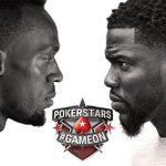 Usain Bolt and Kevin Hart launch a battle of wits with Pokerstars #GameOn challenge