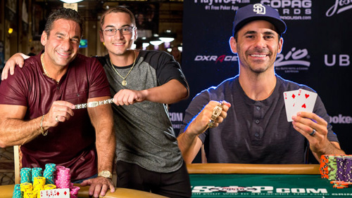 WSOP review: Calderaro & Klodnicki bank some gold