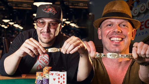 WSOP Review: wins for Divine and 'Who Wants to be a Millionaire' star