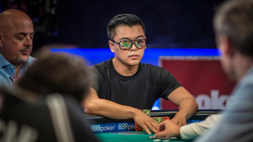WSOP review: Wins for a tough fish and a restauranteur