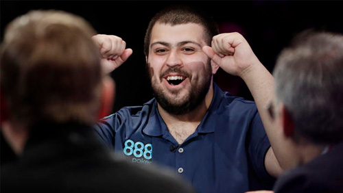 WSOP Rookie Scott Blumstein wins the third largest Main Event in history