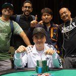 3: Barrels: WSOPC Harrah's Cherokee; Wynn Poker Fall Classic; Suncity Cup