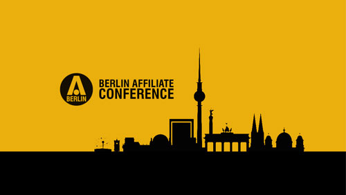 Berlin Affiliate Conference set for further growth