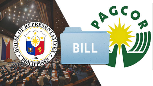 Bill to clip PAGCORs licensing powers filed in Congress