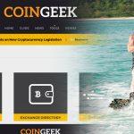 CalvinAyre.com acquires CoinGeek.com