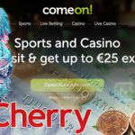 Cherry AB revenue nearly triples following ComeOn integration
