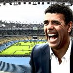 Chris Kamara: Sports comic relief is a serious business