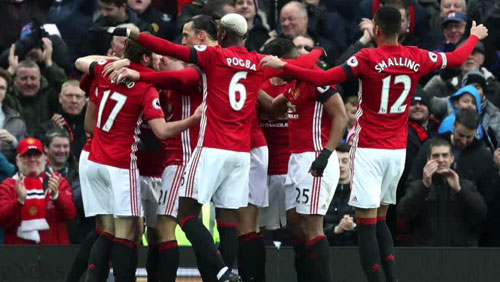 EPL Wk 3 Review: Utd with 100% record, so do Bomo, Palace & West Ham