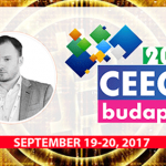 "Ivan Kondilenko will speak about bitcoin in online casino and join ""Innovation Talks – The Cryptocurrency Effect"" panel at CEEGC2017"