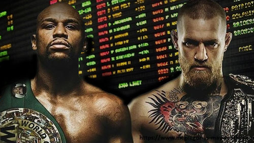 Making the most of Mayweather-McGregor slugfest: an off-the-wall betting guide